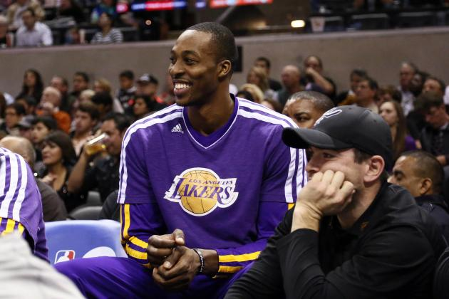 Lakers Don't Need Happy Dwight Howard, They Need Vintage D12