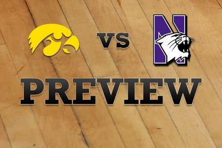 Iowa vs. Northwestern: Full Game Preview