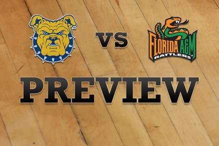 North Carolina A&T  vs. Florida A&M : Full Game Preview