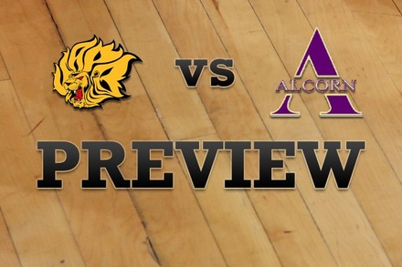 Arkansas-Pine Bluff vs. Alcorn State: Full Game Preview