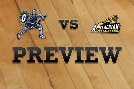 UNC-Greensboro vs. Appalachian State: Full Game Preview