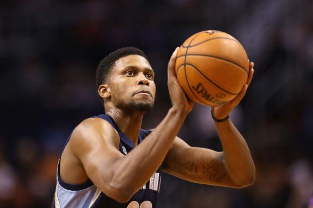 Trading for Rudy Gay Would Be Just Another Lateral Move for Phoenix Suns