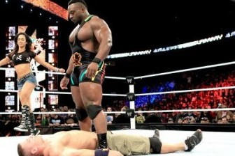 Is Big E Langston/Dolph Ziggler the New Batista/Triple H Feud?