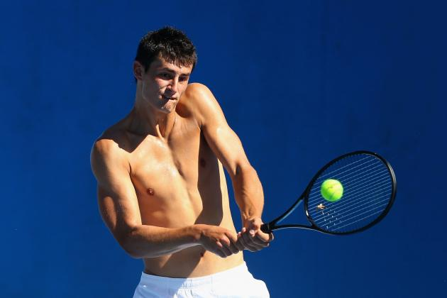 Roger Federer: Local Favorite Bernard Tomic Poses Major Threat in Round 3
