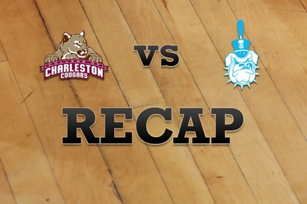 Charleston vs. Citadel: Recap and Stats