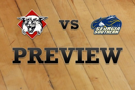 Davidson vs. Georgia Southern: Full Game Preview