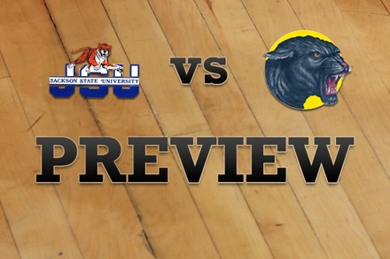 Jackson State vs. Prairie View A&M : Full Game Preview