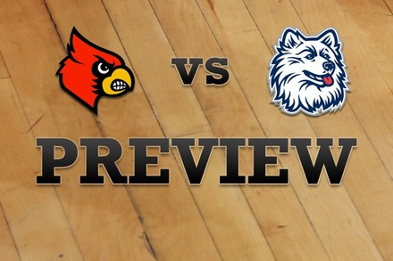 Louisville vs. Connecticut: Full Game Preview