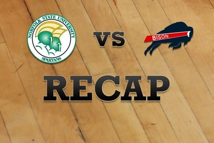 Norfolk State vs. Howard: Recap and Stats