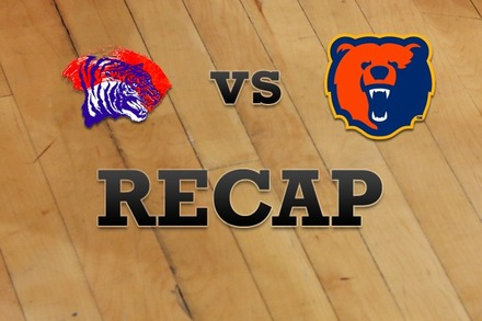 Savannah State vs. Morgan State: Recap and Stats