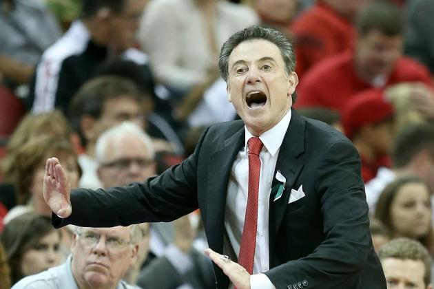 Louisville Defends Top Ranking Yet Hasn't Shown True Promise Yet
