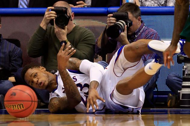 Ben McLemore Injury: Updates on Kansas Star's Ankle