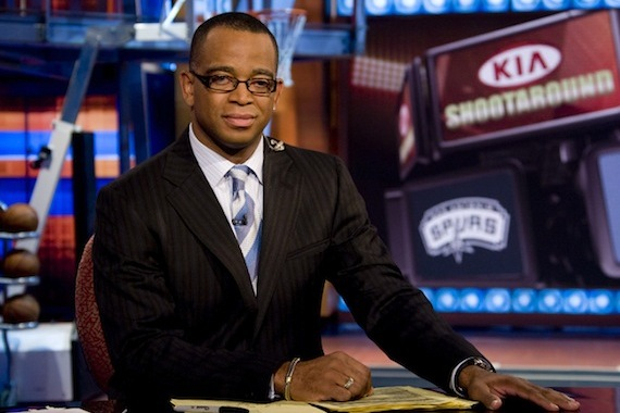 ESPN Anchor Stuart Scott Announces Via Twitter He Is Battling Cancer Once Again