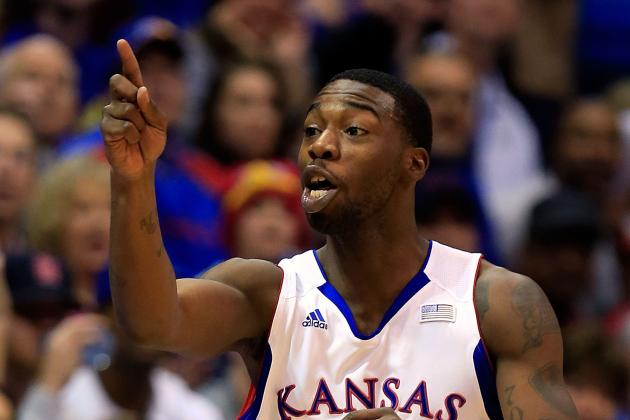 Rapid Reaction: Kansas 61, Baylor 44