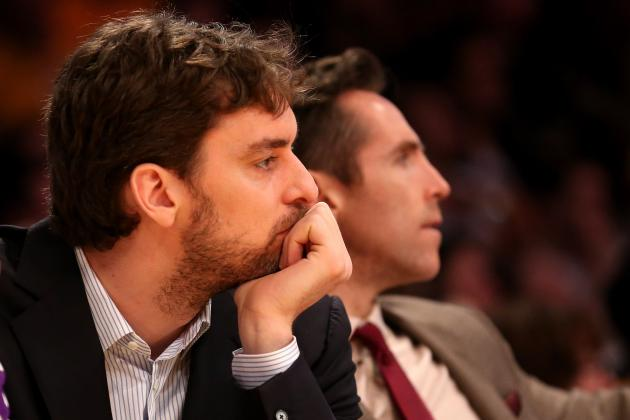 Lakers Trade Rumors: Los Angeles Won't Benefit Enough in Any Deal for Pau Gasol