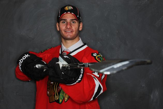 Chicago Blackhawks Farm Report: Brandon Saad CCM/AHL Player of the Week