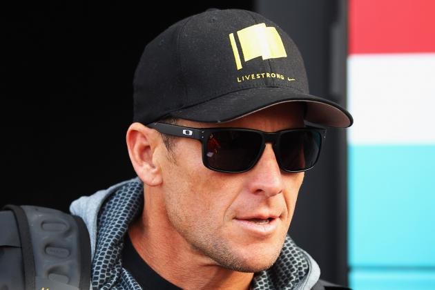 Lance Armstrong Admits Using Performance Enhancers in Emotional Interview