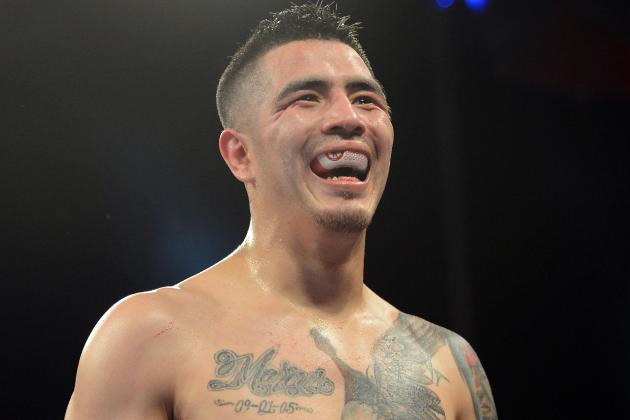 Brandon Rios Wants Danny Garcia or Matthysse After Alvarado Rematch in March