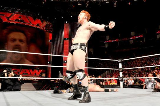 What Happened to Sheamus' Push?