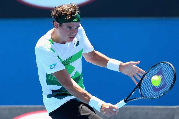 Australian Open 2013: Young Guns Who Will Make Deep Runs in Melbourne