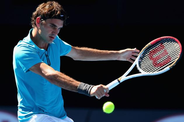 Australian Open Day Two Round-Up