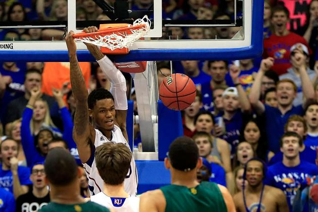 KU Comes Home and Shuts Down Baylor in 61-44 Win