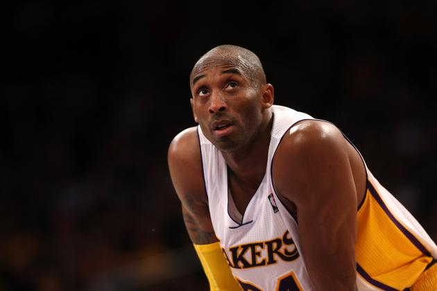 Can Kobe Bryant Be Lakers' Top Defender Too?