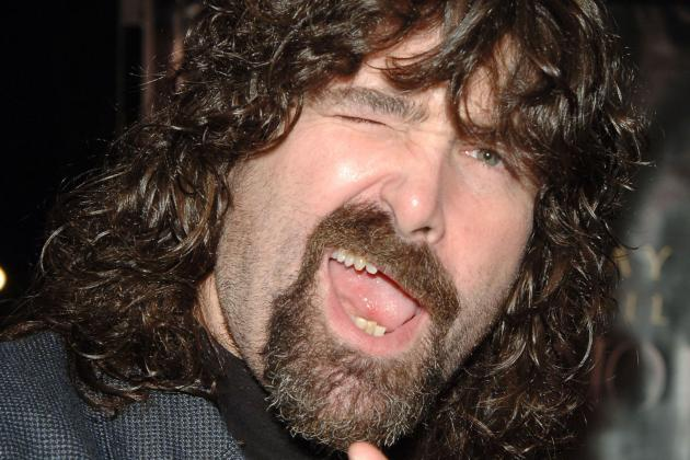 Mick Foley Going into WWE Hall of Fame