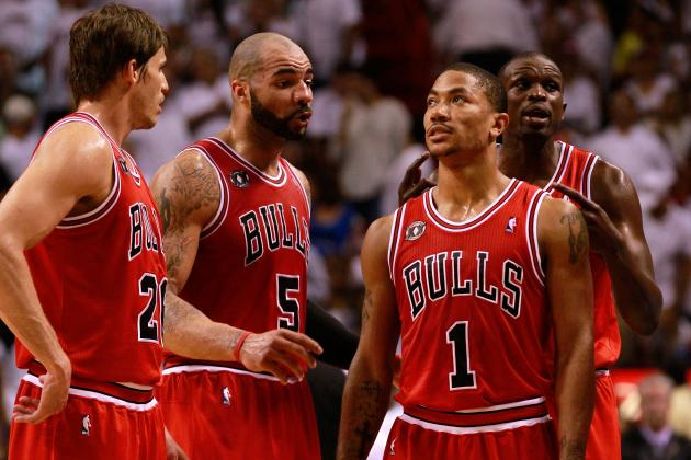 Chicago Bulls: Why Derrick Rose and Company Are Better Off Without the Bench Mob