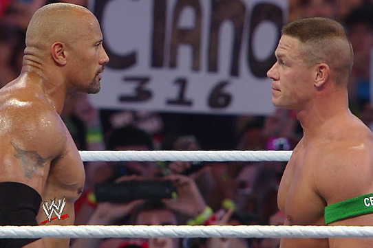WrestleMania 29 Main Event Potentially Leaked