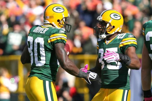 Green Bay Packers: Greg Jennings, Jermichael Finley and Donald Driver to Leave?