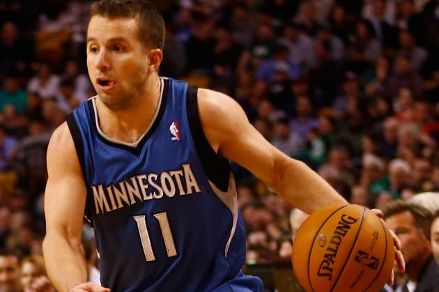 Barea Back at Where It All Began
