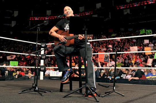 WWE Creative Department Ruined by The Rock Returning