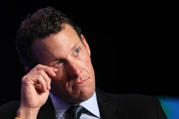 Lance Armstrong Will Become a Whistle-Blower Because He Can't Stop Trying to Win