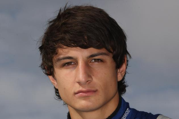 GP3 Champion Mitch Evans Steps Up with Arden