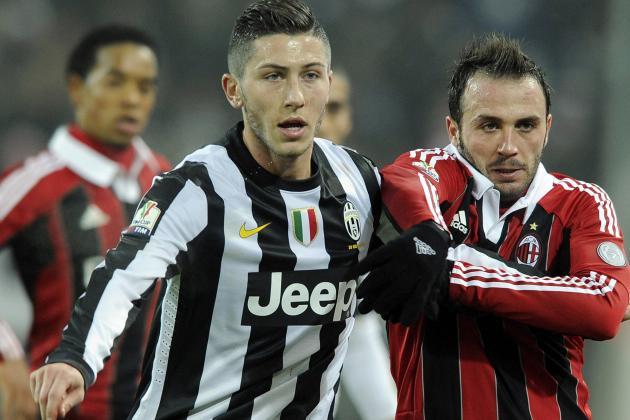Marrone Commits to Juventus