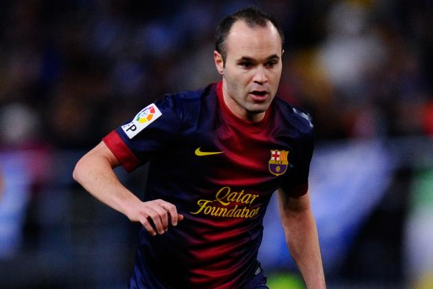 Iniesta, World's Best Playmaker
