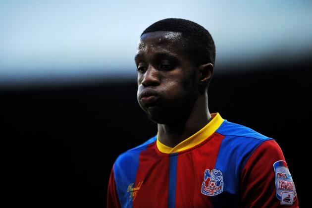 United to Offer £6m for Zaha Within 48 Hours in Race to Pip Rivals