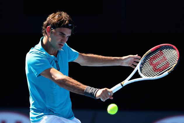 There Won't Be Any Rest for the Top 15 at the 2013 Australian Open