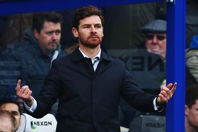 Andre Villas-Boas Admits to Having Made Mistakes During Chelsea Reign