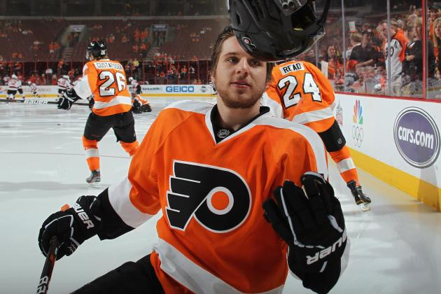 Flyers Notes: Brayden Schenn Likely to Join Flyers' Top Line