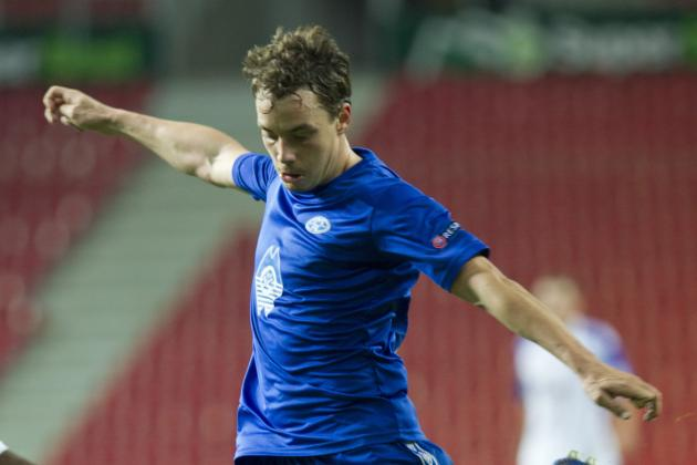 Southampton Have Made a Bid for Molde Defender Vegard Forren