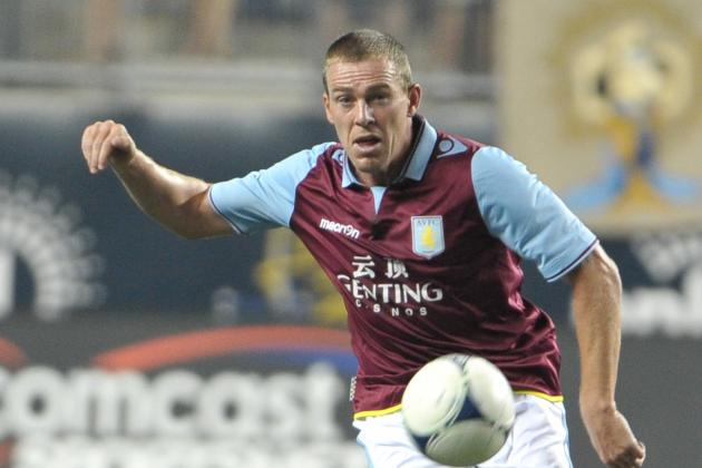 Aston Villas Richard Dunne Set to Resume Training