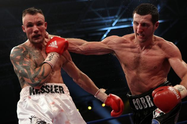 Froch-Kessler Rematch in England This Spring