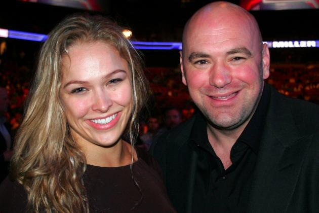 Ronda Rousey: Why the Risk Is Worth the Reward for the UFC