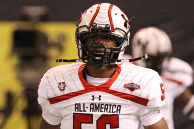Complete Scouting Report for Newest Alabama Commitment 4-Star DE Tim Williams