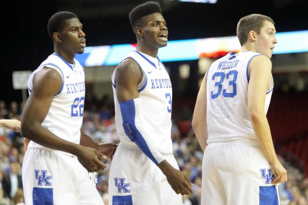 Kentucky Basketball: Projecting the Wildcats' 2013-2014 Roster