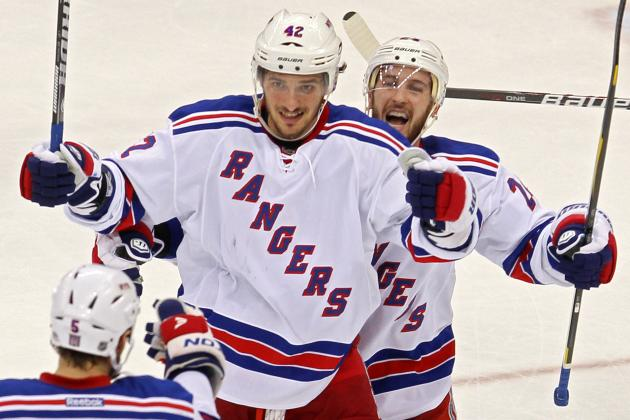 Blue Jackets Notebook: Former Rangers Duo May Be Linemates