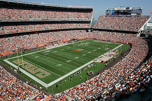Cleveland Browns to Sell Naming Rights to Stadium