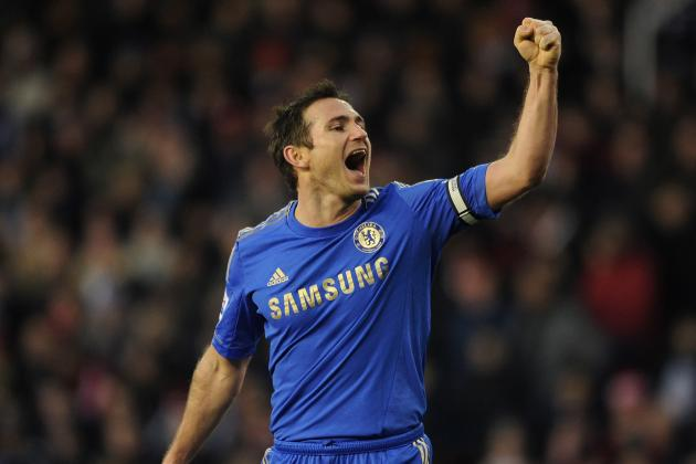 Chelsea Ace Lampard Snubs Massive £20m Deal to Join Drogba and Anelka in China